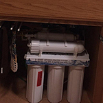 Reverse Osmosis System Install Project For The Ahlstrom Family In Seminole, FL