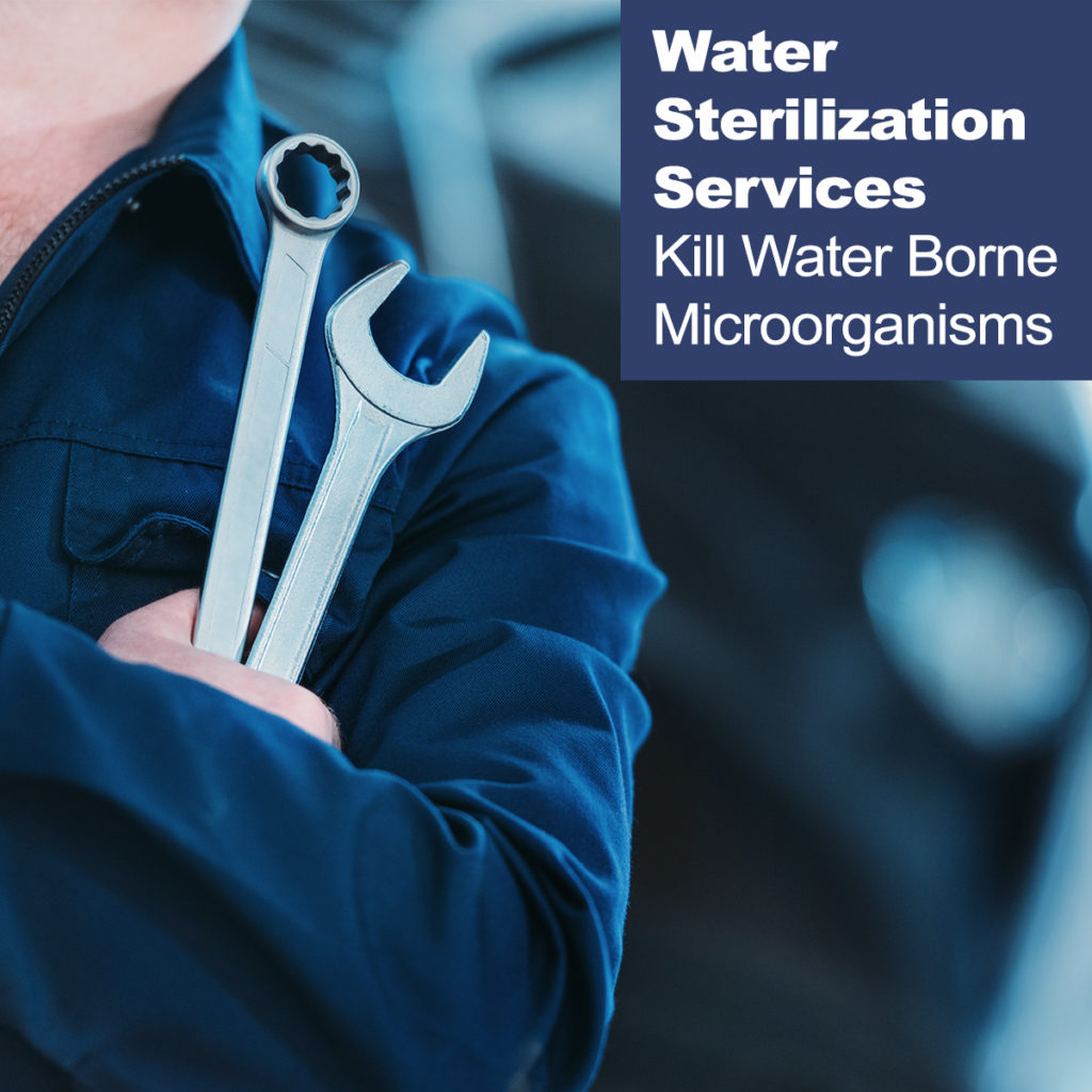 Water Sterilization Services